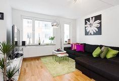 Ideas para decorar tu pequeño apartamento con estilo