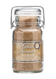 Shimmer Sugars for Baking. Tons of shimmery colors.