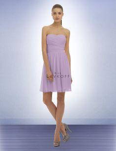 Bridesmaid Dress Style 320 violet levkoff