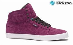 Plum/Black/TealSuede UpperVulcanized OutsoleThe Effect is a brand new style for SS12.
