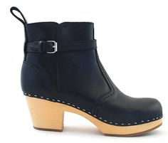 Ankle boots Swedish Hasbeens