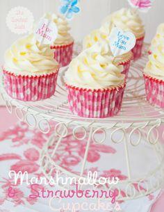 Cupcakes para el día de la madre ♥