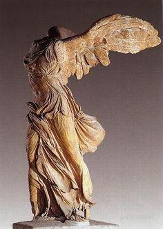 Nike di Samotracia, circa 190 a.C.