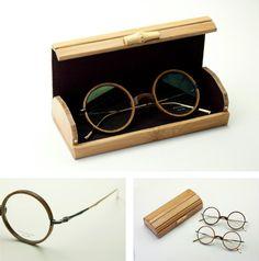 Una mirada diferente con la gafas Silmo-D´or de Masunaga... #Eyewear