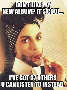 Prince  #HitNRun                                                                                                                                                                                 More