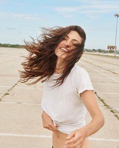 Фиби Тонкин — Фотосессия для «Russh» 2015 – 3