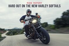 Review: The 2018 Harley-Davidson Softails