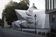 Pavilion 21 MINI Opera Space - Munich