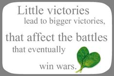 Quotes About Celebrating Small Victories. QuotesGram