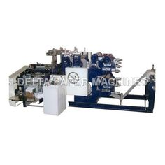 Paper Napkin Making Machine (Multi Size):  With the expertise of our experienced professionals, we have introduced Tissue Paper Napkin Making Machine multi size, a cost-effective solution.   http://www.deltapapermachines.com/automatic-paper-napkin-machine.html#paper-napkin-making-machine