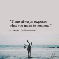 Time Always Exposes