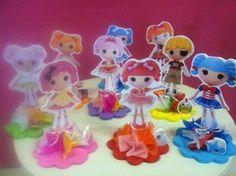 Hey, I found this really awesome Etsy listing at http://www.etsy.com/listing/117775820/lalaloopsy-centerpieces