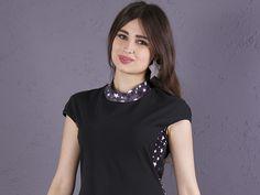 Langarmblusen - NARA  Blusen Shirt  - ein Designerstück von Berlinerfashion bei DaWanda