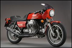 Moto guzzi Le mans 1977