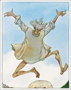 Don Quixote/ Miguel De Cervantes, retold by Martin Jenkins/ Walker Books, Illustrator: Chris Riddell Character Concept, Concept Art, Character Design, Chris Riddell, Frida Paintings, Man Of La Mancha, Quentin Blake, Dom Quixote, Don Miguel