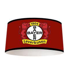 Lampenkap Bayer Leverkussen | Verlichting in jouw kamer maak je nu helemaal persoonlijk met een lampenkap met fotoprint. Het frame is verkrijgbaar in verschillende formaten én in zowel hangende als staande lampen. #lampenkap #lamp #sfeerverlichting #licht #lampje #hangend #staand #verlichting #print #fotoprint #bayer leverkussen #bayer #leverkussen #Fußball #voetbalclub #voetbal #voetballen #jongens #meisjes