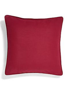 Find throw and accent pillows from Pottery Barn to easily update your space. Shop our pillow collection to find decorative pillows in classic styles, prints and colors. Red Throw Pillows, Velvet Pillows, Throw Pillow Covers, Pillow Cases, Knit Pillow, Plush Pillow, Applique Pillows, Simple Bed, Christmas Pillow