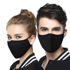 Kpop Cotton Anti Dust Flu Mouth Face Mask korean Unisex maska with Carbon Filter Masks Anti Black Mouth-muffle Mask Price: 5 Get up to off selected products. Diy Face Mask, Face Masks, Diy Masque, Diy Kleidung, Black Mask, Fashion Face Mask, Unisex, Mask Design, Ideias Fashion
