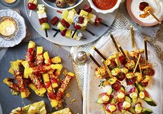 Little nibbles and bites are an integral part of throwing a party. We've picked our favourite canapés for the festive season and beyond.