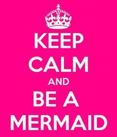 i wanna be a mermaid