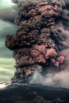#Volcano #nature