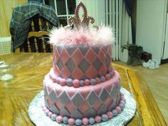 Princess Cake 2...Girl Birthday