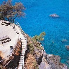 Spiagge più belle della Liguria: Spiagge di Manarola, La Spezia