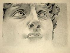 david michelangelo disegno - Cerca con Google