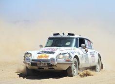 Peking to Paris Motor Challenge Reached Mongolia's Gobi Desert - Box Autos Citroen Ds, Sport En France, Psa Peugeot, Automobile, Rally Car, Top Gear, Amazing Cars, Courses, Fast Cars