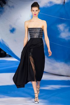 Christian Dior Fall 2013 RTW Collection - Fashion on TheCut