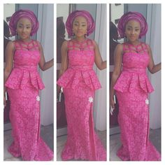 Fascinating Aso-Ebi Styles that will Keep you above Trends ....Be Ready to be Wowed! - Wedding Digest NaijaWedding Digest Naija