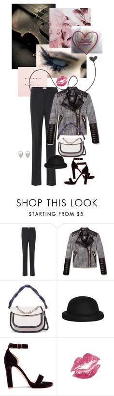 """Loving You"" by jacque-reid ❤ liked on Polyvore featuring Chanel, Yves Saint Laurent, Vince Camuto, Marni, Morgan, Rupert Sanderson and Lulu Frost"