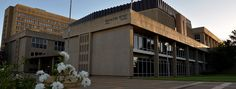 University of the Free State, Bloemfontein Campus, Francois Retief building (Photo: Charl Devenish)
