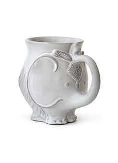 Jonathan Adler Elephant Utopia Mug