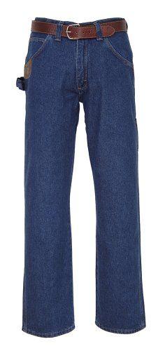Riggs Workwear By Wrangler Men's Big & Tall Carpenter « Impulse Clothes