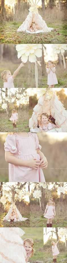 The flowers in the trees.. stunning! love this session. Chubby Cheek Photography Houston, TX Natural Light Photographer