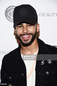 YouTube personality Adam Saleh arrives at the 4th Annual Beautycon Festival Los Angeles at the Los Angeles Convention Center on July 9, 2016 in Los Angeles, California.