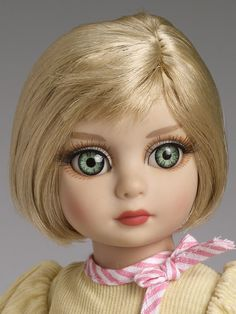 Pink Peppermint Patsy®   Tonner Doll Company - portrait photo #pinned #dollchat ^kv $149.99