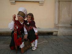 Traditional Slovenian costume