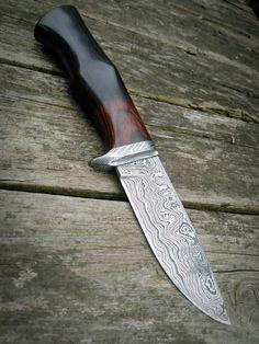 Szálkai Robi Kovácsolt kések