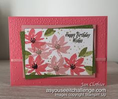 Scrapbooking Stuff: As You See It Challenge 146 - DT Card