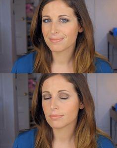 No-makeup makeup: il trucco c'è ma non si vede! Born To Run, Perfect Makeup, Autumn Inspiration, Make Up, Nude, Tutorial, Instagram, Women, Creative