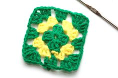 wikiHow to Crochet a Granny Square -- via wikiHow.com