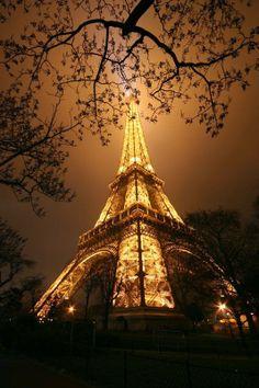 Effel Tower in Paris France