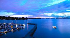 Kirkland, WA. Just beautiful