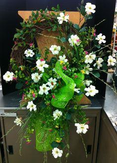 Dogwood Wreath by NG