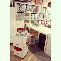 craftroom/wrapping station