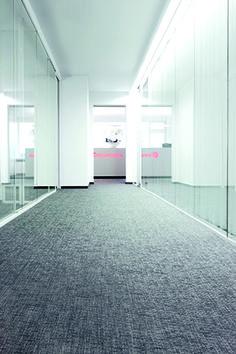 Moonless night Woven vinyl 2tec2 High tech flooring Made in Belgium Design