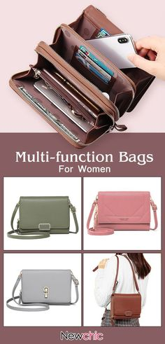 5a1956cf142 Multi-fuction Bags Collection For Woman #crossbodybags #minibags #wallet  #cardbags #purse [idea7965]