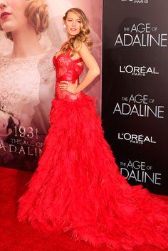 blake lively top 10 red carpet looks celebridades | Galería de fotos 4 de 10 | Glamour